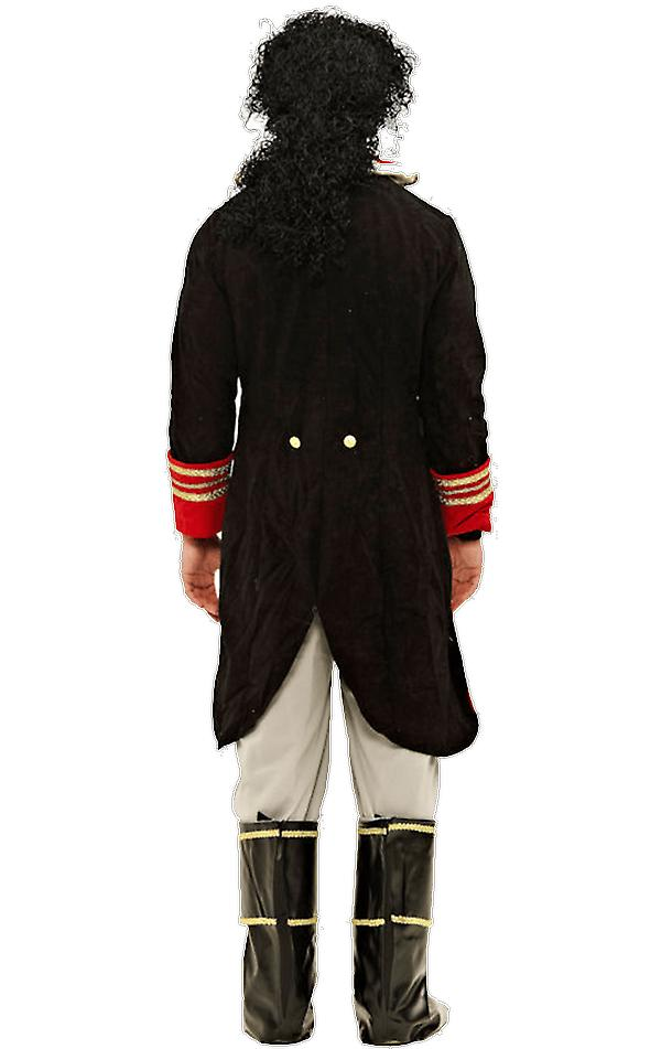 Orion Costumes Mens Adam Ant Glam Rock Prince Charming 80s Fairytale Fancy Dress