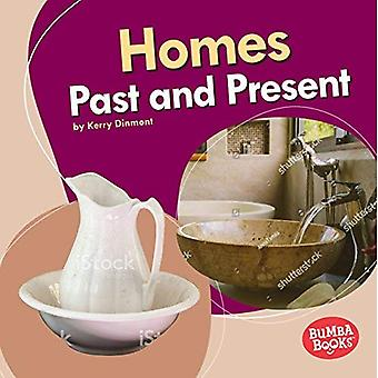 Homes Past and Present (Bumba Books (TM) -- Past and Present)