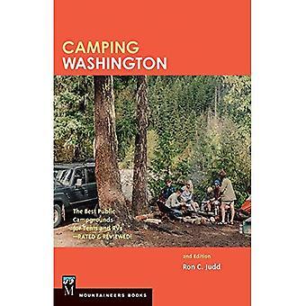 Camping Washington: Les meilleurs Public terrains de camping pour tentes et caravanes