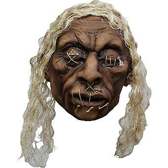Shrunken Head. Halloween Heads.