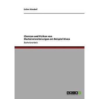 Chancen und Risiken von Markenerweiterungen sto Beispiel Nivea da Hinsdorf & Esther