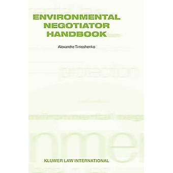 Ökologische Verhandlungsführer Handbook von Timoschenko & A. S.