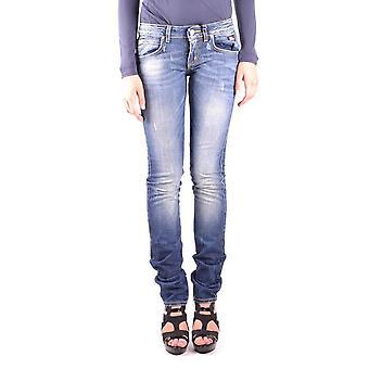 Roy Roger-apos;s Ezbc159012 Femmes-apos;s Jeans Blue Denim