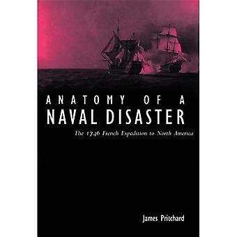 Anatomia merivoimien katastrofi: 1746 Ranskan retkikunta Pohjois-Amerikkaan
