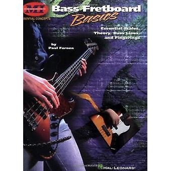 Paul Farnen - Bass Fretboard Basics by Paul Farnen - 9780793581955 Book