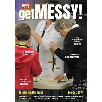 Get Messy! January-April 2019 - Session material - news - stories and