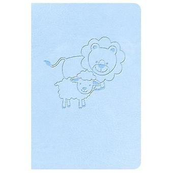 CSB Baby's New Testament with Psalms - Blue Leathertouch by Csb Bible