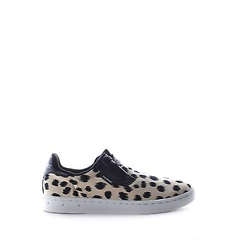 Gourmet Ezbc388001 Men's Leopard Fabric Sneakers