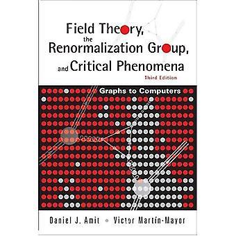 Teoria del campo rinormalizzazione Groupnd fenomeni critici: Grafici ai computer (3a edizione)