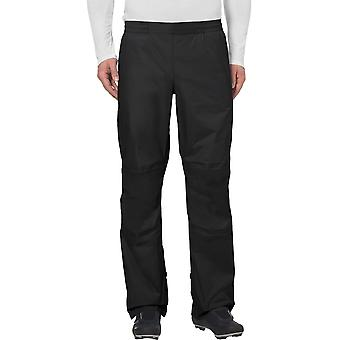 Vaude Drop Biking Rain Pants II - Black
