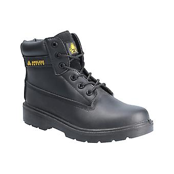 Amblers Safety Unisex FS12C Metal Free Hardwearing Lace up Safety Boot