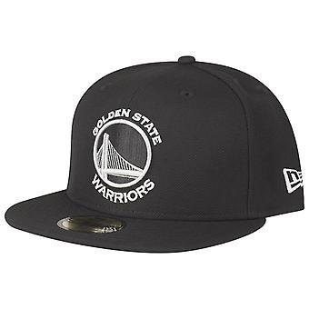 New Era 59Fifty Fitted Cap - NBA Golden State Warriors