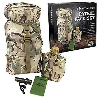 Kombat UK Kids Patrol Pack BTP set-Multicolor
