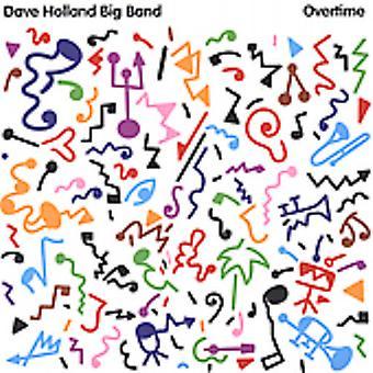 Holland, Dave Big Band - Overtime [CD] USA import