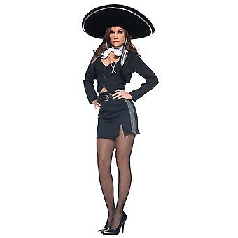 Adult Senorita Costume
