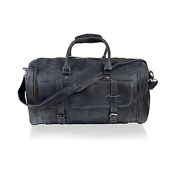 Holdall 20.0'quot; Front Patch Pockets Twin Handles Ajustable Amovable Shoulder Strap
