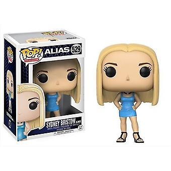 Alias Sydney Bristow blonde pop! Vinyl