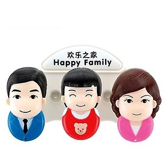 Toothbrush Holder-Happy Family