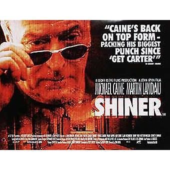 Shiner (yksipuolinen) alkuperäinen elokuva teatteri juliste