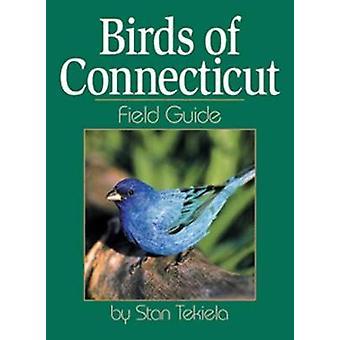 Birds of Connecticut Field Guide by Stan Tekiela - 9781885061935 Book