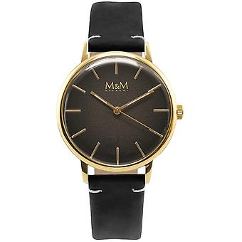 M & M Germany M11952-435 New Classic men's Watch
