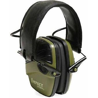 Howard Leight impact sport elektronische gehoorbescherming, oorkappen #R-01526
