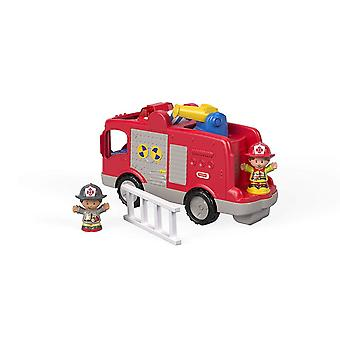 Fisher-Price FPV29 Helping Others Fire Truck Toy