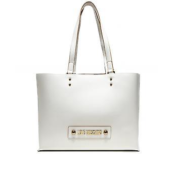 Moschino Love Moschino Logo Tote Bag