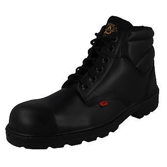 Mens Totectors Safety Toe Cap Shoes 3599