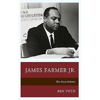 James Farmer Jr. The Great Debater by Voth & Ben