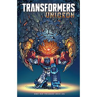Transformers Unicron by John Barber