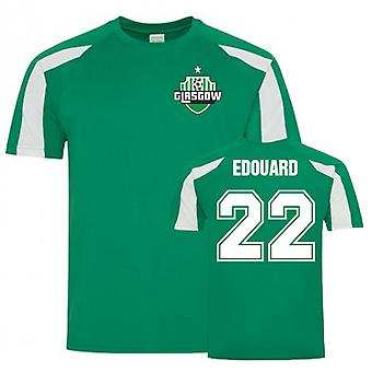 Odsonne Edouard Celtic Sports Training Jersey (Green)