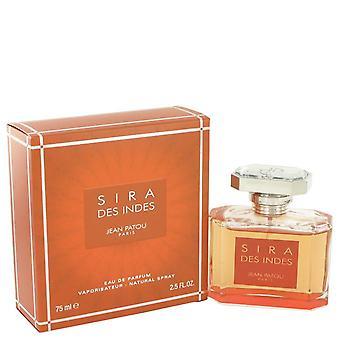Sira des indes eau de parfum spray av jean patou 446216 75 ml