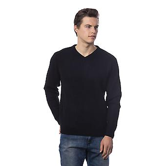 Black Pullover Rich John Richmond Man