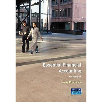 Essential Financial Accounting by Chadwick & Leslie