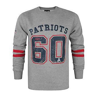 New Era NFL New England Patriots Vintage Number Men's Sweater