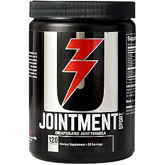 Universal Nutrition Jointment Sport - 120 Capsules - Encapsulated Joint Formula