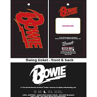 David Bowie Regalo Set Mug y Merch Bundle Rock nuevo Stock Oficial En caja Limited