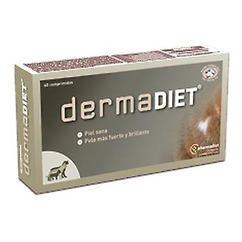 Farmadiet Dermadiet Zinc 60 Cds (Dogs , Supplements)
