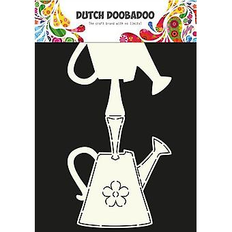 Dutch Doobadoo Dutch Card Art stencil Watering can A4 470.713.614