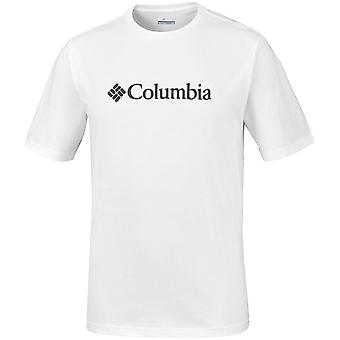 Columbia Csc Basic Logo JO1586100 universal  men t-shirt