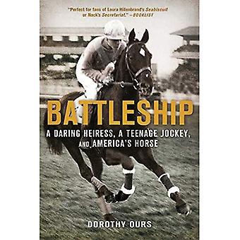 Acorazado: Una audaz heredera, un jinete adolescente y un caballo de América's