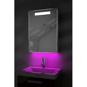 Ambiente Badezimmer Schrank mit Sensor, Rasierer & Bluetooth k260Waud