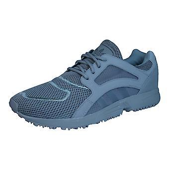 Adidas Originals Racer Lite Mens Running formateurs / chaussures - gris
