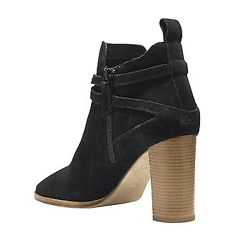 Cole Haan Womens Linnie Almond Toe Ankle Fashion Boots