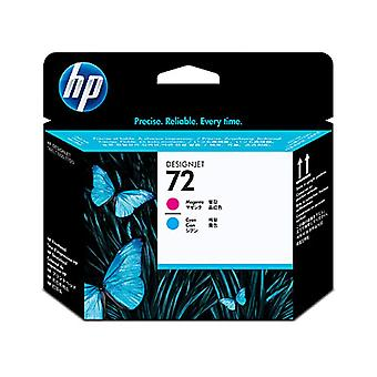 HP 72 رأس الطباعة