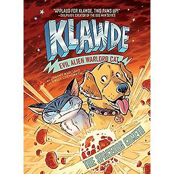 Klawde - Evil Alien Warlord Cat by Emily Chenoweth - 9781524787240 Book