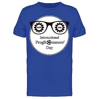 International Programmer Day Tee Men's -Image by Shutterstock
