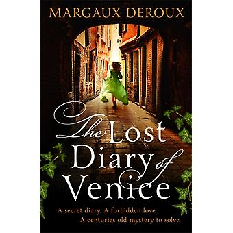 Journal perdu de Venise par Margaux DeRoux