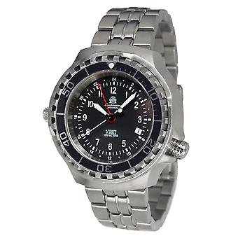 Tauchmeister T0312M automatic diving watch 46mm